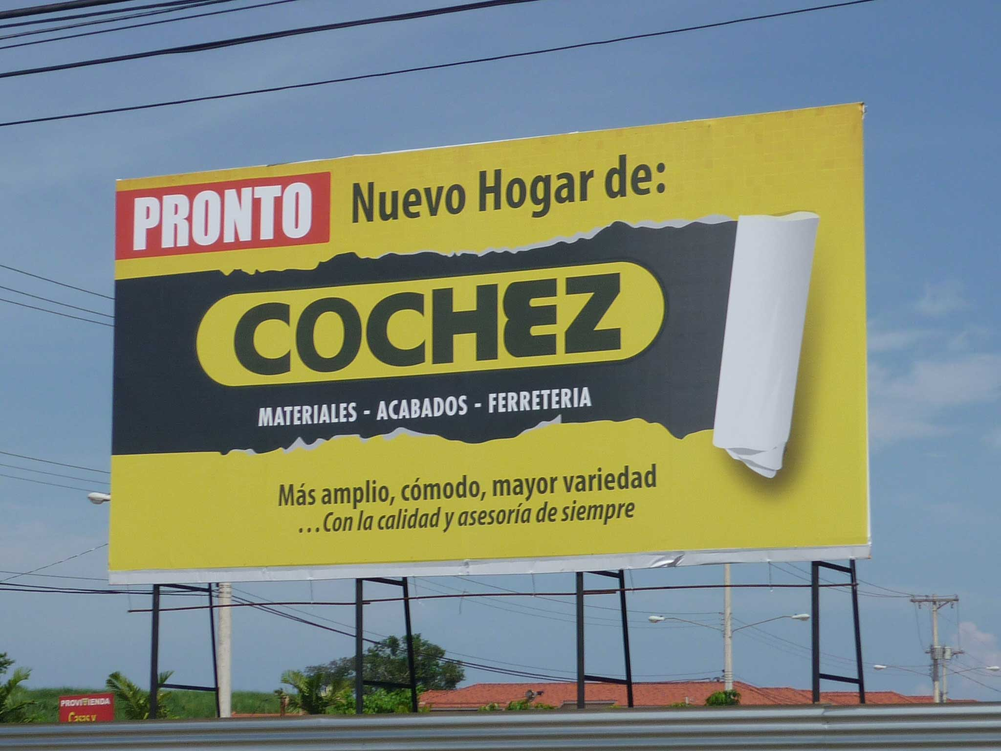 Imagen actual publicidad exterior en panam - Imagen de vallas ...